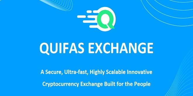 Криптовалютная биржа Quifas