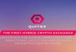 ICO Qurrex ( QRX ) — Обзор гибридной криптовалютной биржи