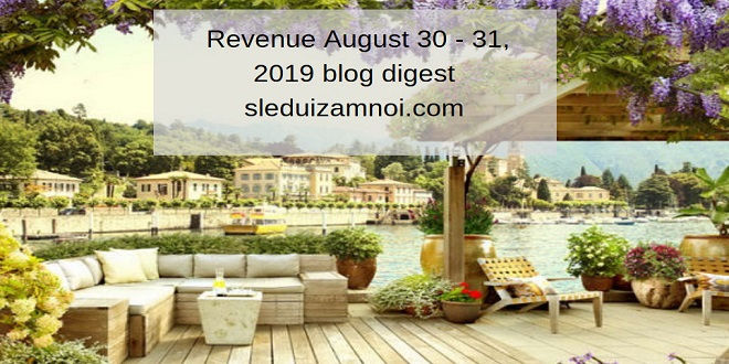 Income August 30-31